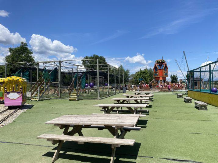 aire de jeux corbipark